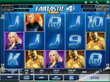 tragaperras gratis Fantastic Four Playtech