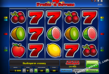 tragaperras gratis Fruits 'n Sevens Novomatic