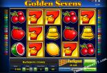 tragaperras gratis Golden sevens Greentube