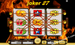 tragaperras gratis Joker 27 Kajot Casino