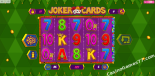tragaperras gratis Joker Cards MrSlotty